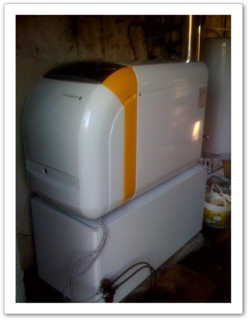 Photos chantiers chauffage pac yvelines 78 essonne 91 de dietrich frisqu - Chaudiere fuel de dietrich tarif ...